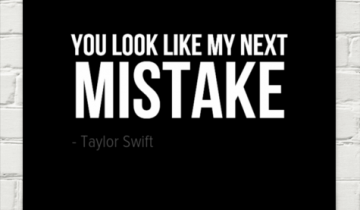 taylor swift quotes song lyrics