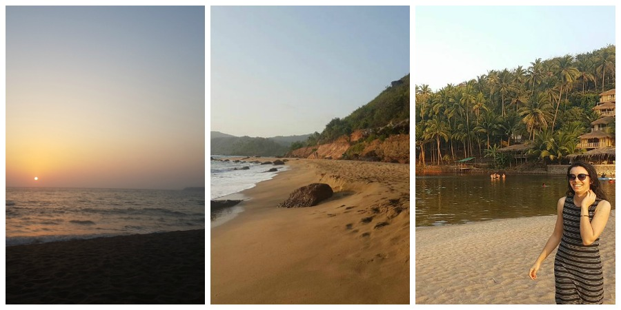 holiday in goa, agonda, cola beach