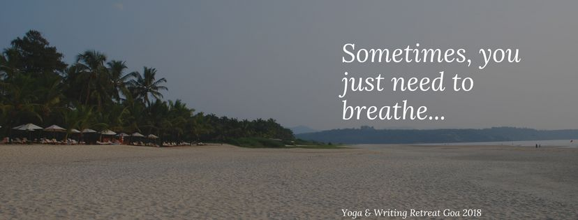 retreat goa breathe 2018